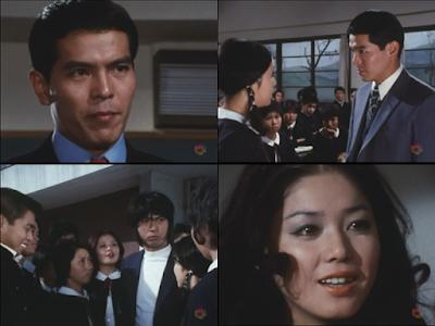 地井武男は俳優座養成所第15期生、レッツビギンのライバルも演じた