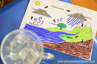 Science Experiment: Understanding the Water Cycle