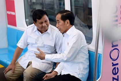 Akhirnya Terungkap! Ini Alasan Prabowo Dukung Jokowi dan Mau Jadi Menhan