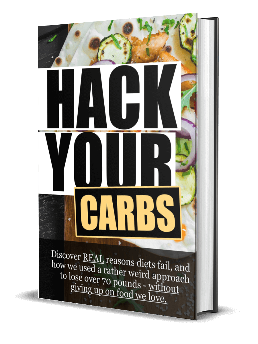 Hack Your Carbs Cover
