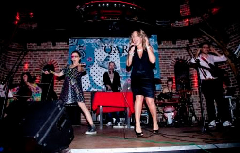 Наталка Карпа та Ірена Карпа презентували спільну пісню