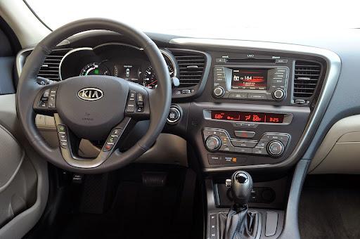 Kia Optima 2011 Interior Cool. Interior And Full