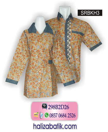 baju batik online, butik batik, desain baju batik
