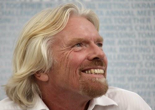những doanh nhân có tầm ảnh hưởng lớn nhất thế giới