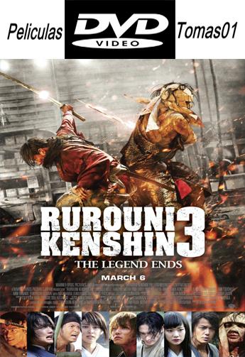 Rurouni Kenshin 3: La Leyenda Termina (2014) DVDRip