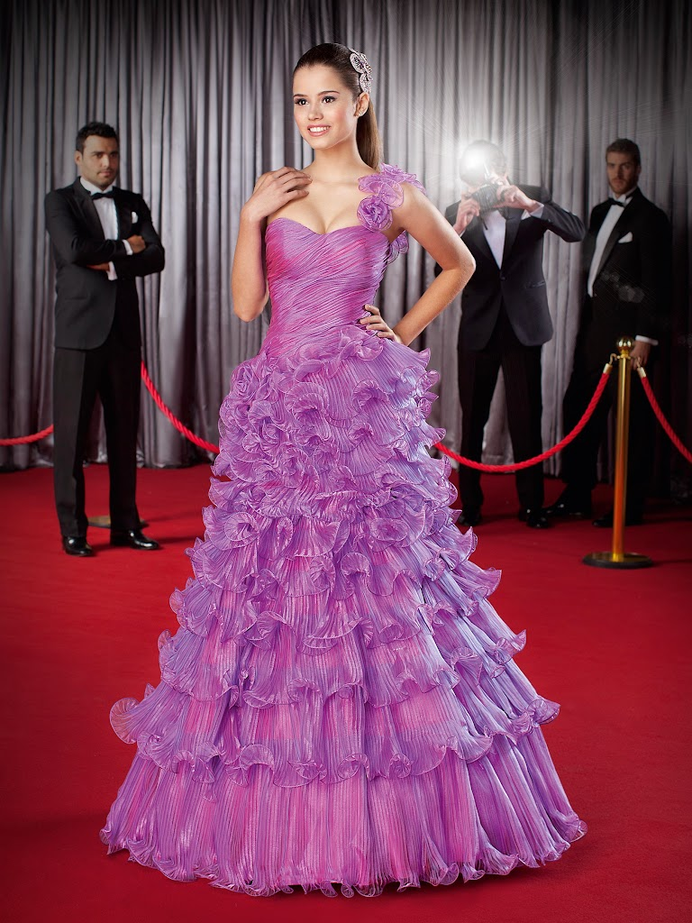 Vestido para noivas vivanci moda festa galerias for Ornamentacion de 15 anos