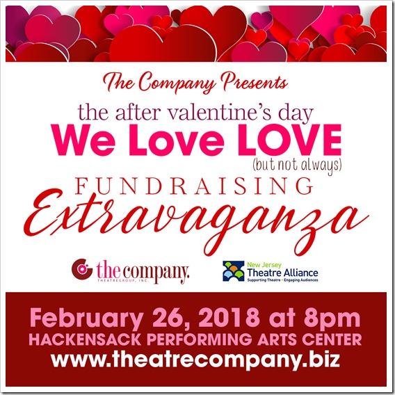 Feb 2018 Fundraiser