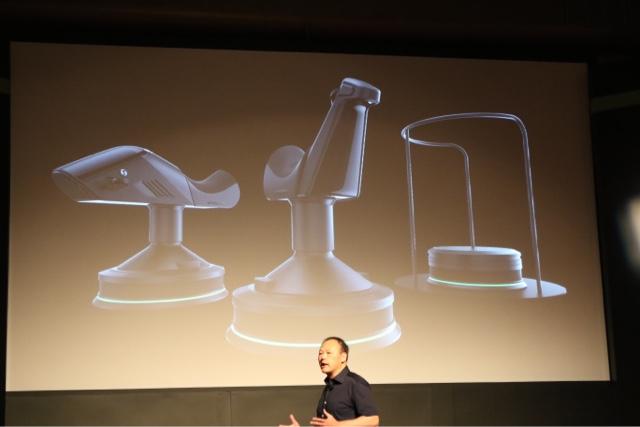 【2016 TGS】FutureTown 榮譽董事長周永明在展前發表了 5D Total Motion 體感 VR 應用平台!