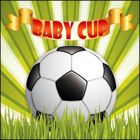Кубок ребенок футбол