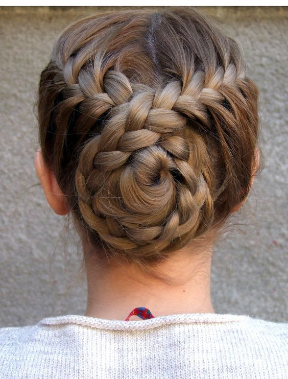 Braid Hairstyles A selection of your hairstyle To suit you 2017 4