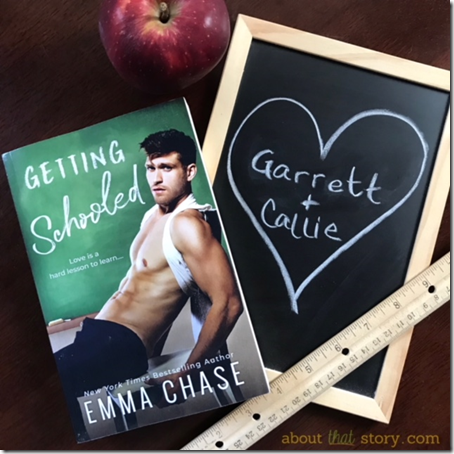 Getting Schooled (Getting Schooled #1) by Emma Chase | About That Story