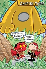 Itty Bitty Hellboy - The Search for the Were-Jaguar!-052