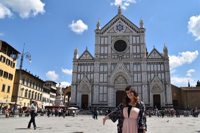 itinerario de uno y dos días en Florencia