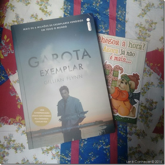 Garota Exemplar – Gillian Flynn (Gone Girl)