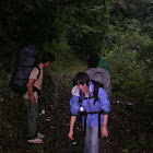 2005_10 OSK山岳部・鈴鹿山地