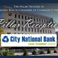 September Pillar Reception at City National Bank
