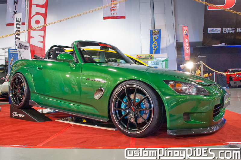 Bong Hilario 2004 Honda S2000 by H3 Autoworks Custom Pinoy Rides pic1