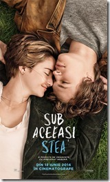 The Fault in Our Stars / Sub aceeasi stea (2014)