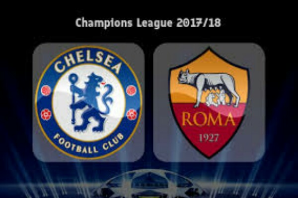 Chelsea vs Roma Champions league match highlight