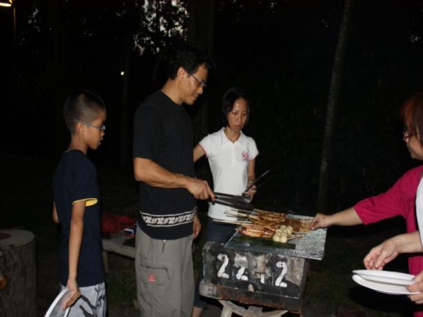 Others -  BBQ in Aranda 2009 - IMG_6760.jpg