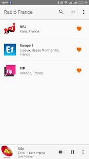 French Radio - náhled