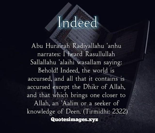 Islamic Deeniyat Quotes