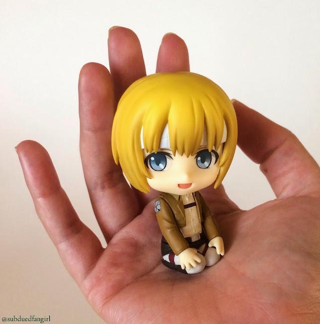 Nendoroid Armin Arlert Review Picture 1