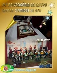 17.º Aniv. Cantar Amigos Ota - 05-11-17