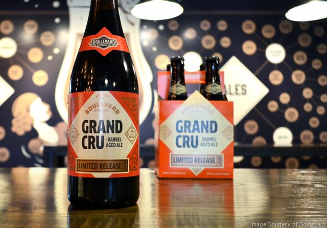 Boulevard Grand Cru Coming 3/6