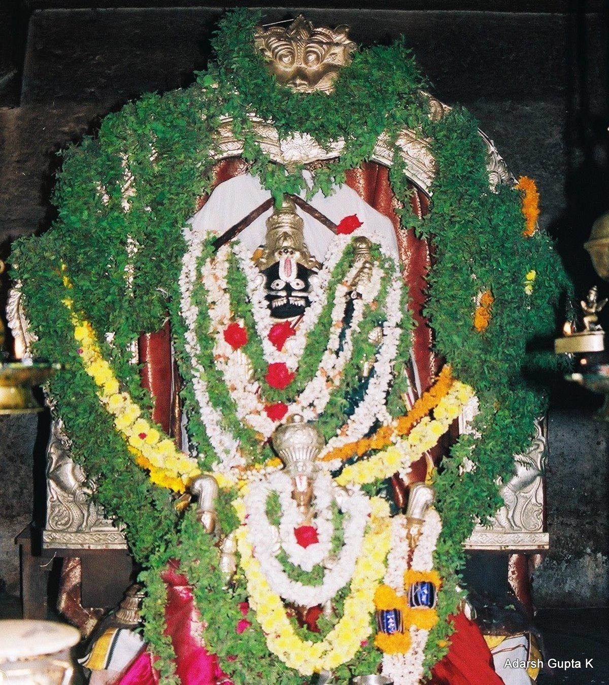 Sri Mahalakshmi Gunja Narasimha Swamy Temple, T.Narsipur, Karnataka