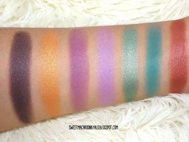 Morphe Brushes 35 Smokey Palette