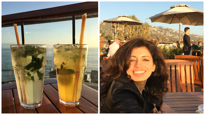 rooftop lounge mojitos