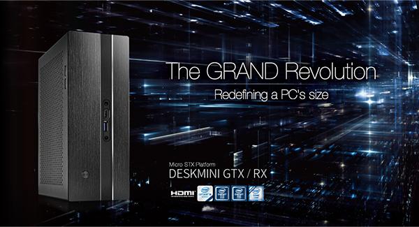 Asrock DeskMini GTX/RX