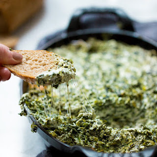 Spinach Dip Without Water Chestnut Recipes.