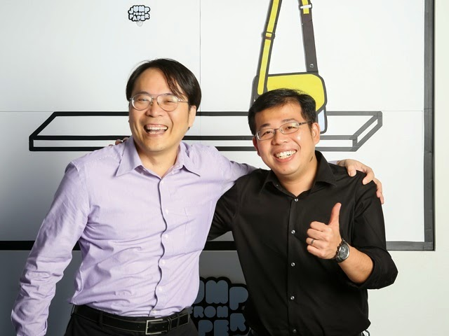 Google台灣董事總經理簡立峰×游直翰沛星互動創辦人:技術型創業,就要做到全球最頂尖(下)