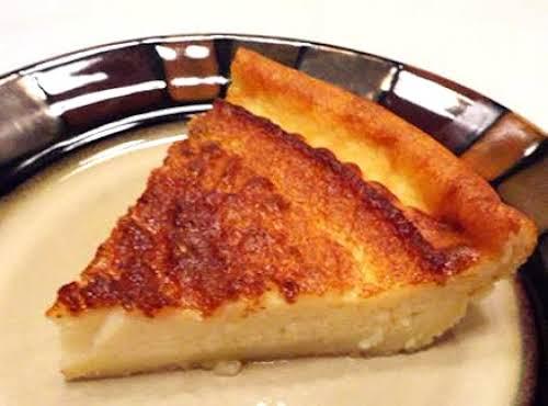 "Magic Crust Custard Pie ""This is one of the best custard pies..."
