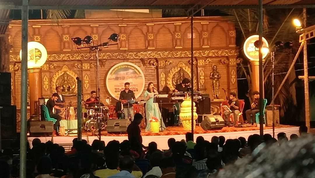 Kandoth Sree Koormba Bhagavathi Kshethram Kaliyaattam