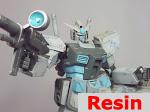 Earth Federation Forces (EFF) RX-78-3 Gundam G-3