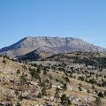 Najviši vrh Hrvatske u daljini...naš sutrašnji cilj