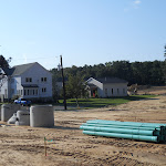 Sewer and storm water pipes