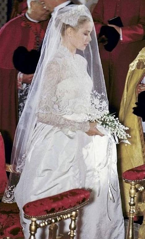 Grace Kelly  boda
