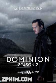 Ác Thần 2 - Dominion Season 2 (2015) Poster