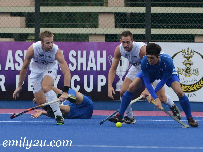 Sultan Azlan Shah Cup men's international hockey tournament