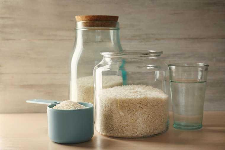 كيف تصنع ماء الأرز في المنزل