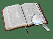Biblia, Concordancia, Diccionario, Comentario