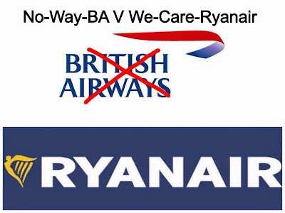 French Village Diaries Ryanain British Airways customer service issues France