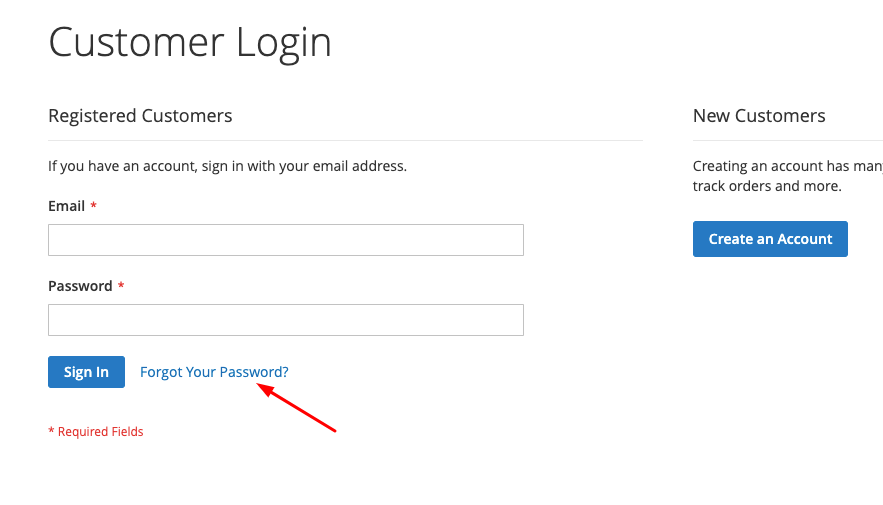 Magento 2 create customer programmatically without password