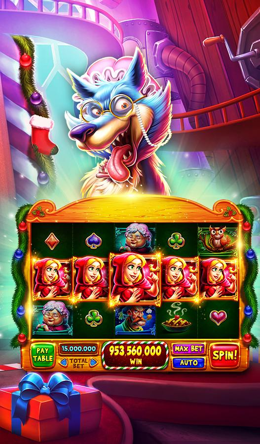 Screenshots of Slotomania Slots for iPhone