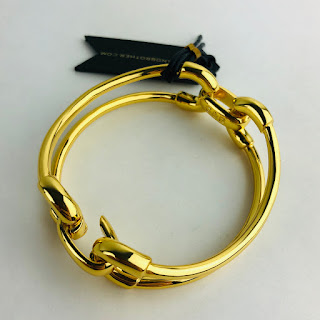 Giles & Brother Gold-toned Bracelet