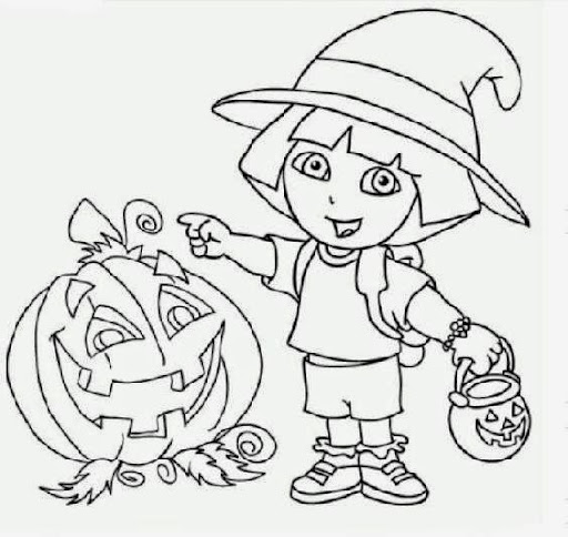 Junior Coloring Pages Nick jr Coloring Pages | Free
